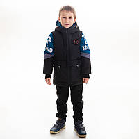 """Куртка-жилет для мальчика """"Биз"""", фото 1"""