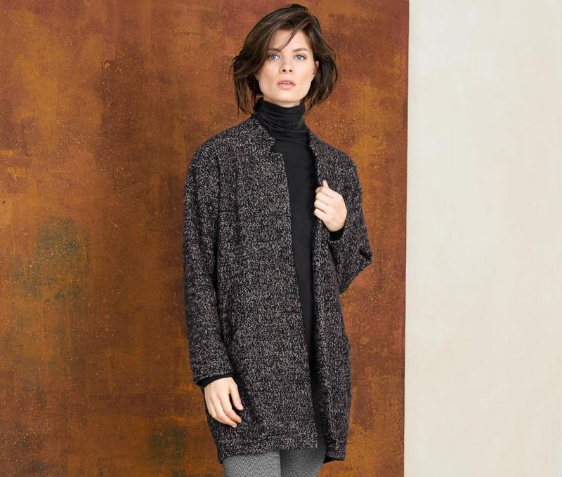 Стильный кардиган-пальто-жакет от tchibo (чибо), германия, размер 46-50