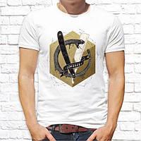 Мужская футболка Push IT с принтом Барберу