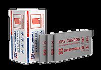 Плити пiнополiстирольнi екструзiйнi CARBON ECO ТВ 1180х580х100-L (0,27376)