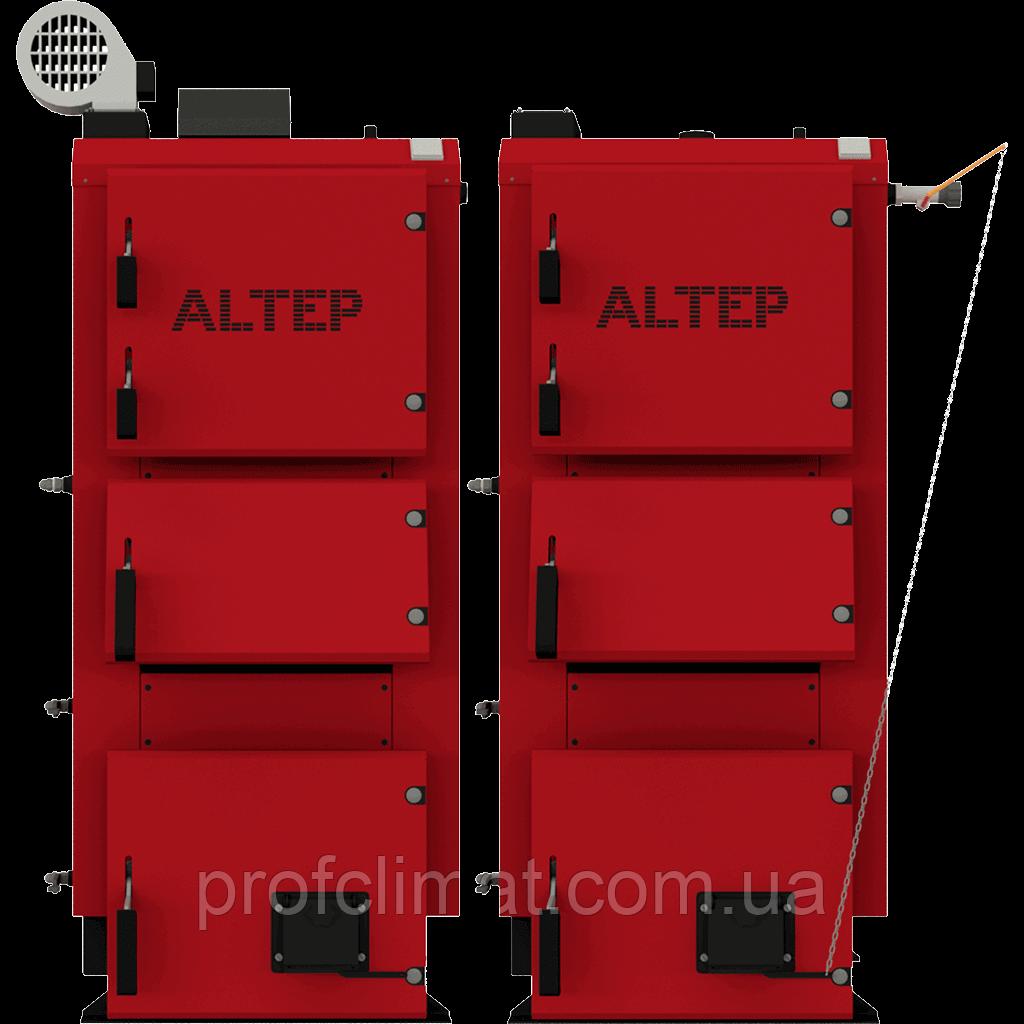 Твёрдотопливный котёл Altep DUO Plus 19 кВт
