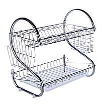 Стойка для посуды kitchen storage rack