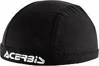 """Подшлемник шапка ACERBIS SWEAT 2 GO black """"S-M"""", арт. 0013748.090 (шт.)"""