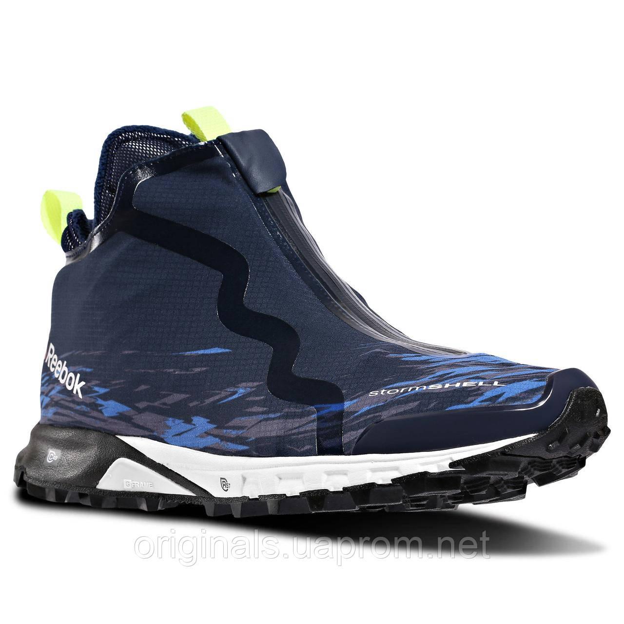 Високі кросівки Reebok Warm & Tough Chill Mid CN1845