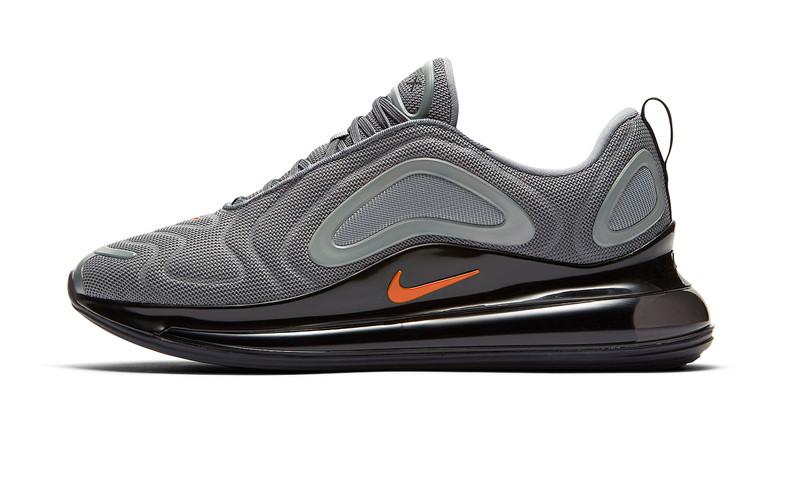 Чоловічі кросівки Nike Air Max 720 Cool Grey