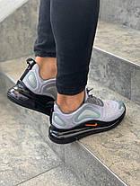 Чоловічі кросівки Nike Air Max 720 Cool Grey, фото 2