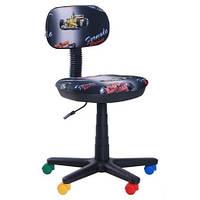 Кресло детское Бамбо Машинки ТМ АМФ, фото 1