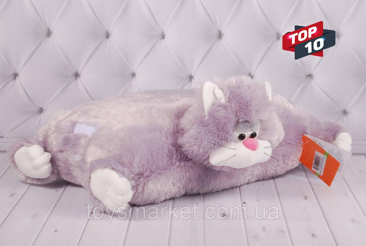 Подушка-складушка котик Мурчик