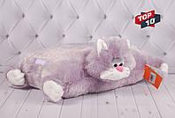 Подушка-складушка котик Мурчик, фото 1
