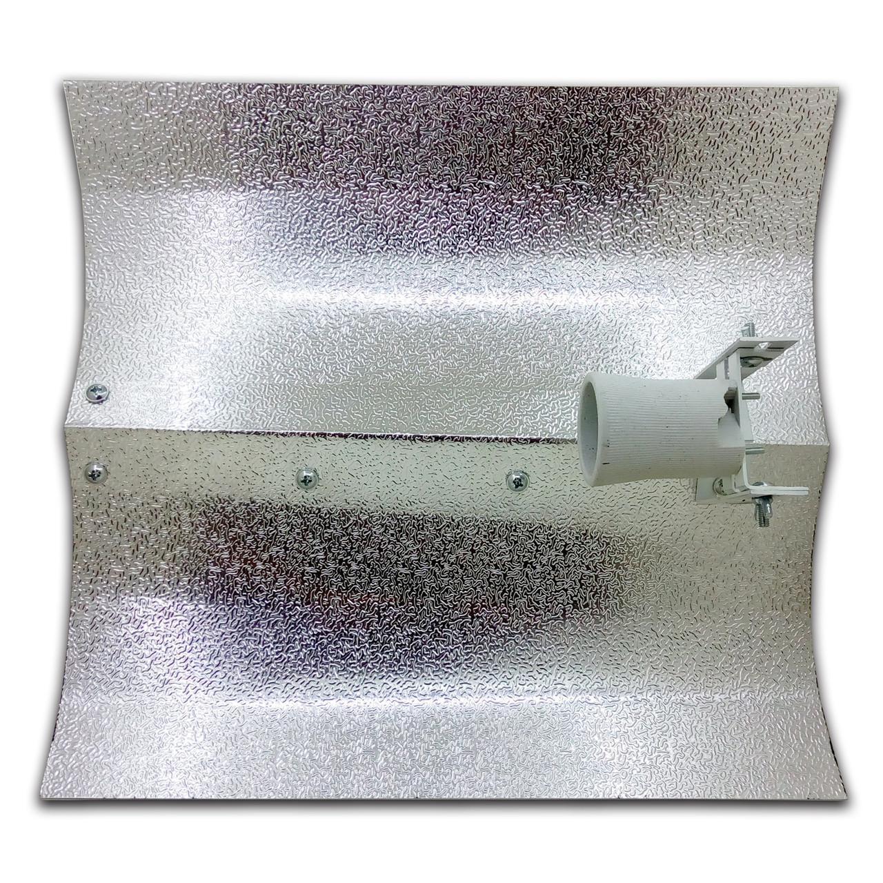 Отражатель/Рефлектор 450 * 400 мм из алюминия для ДНаТ (150-250 Вт)