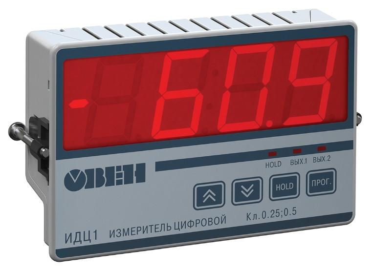 Індикатор цифровий 4...20 мА, 0...10 В