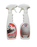 ICE BLIK ГРИЛЬ МОНСТР средство для мытья кухонного инвентаря и приборов 0,5 л. триггер с пенообразованием