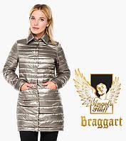 Женский воздуховик осень-весна длинный кварцевый Braggart Angel's Fluff 41323 |