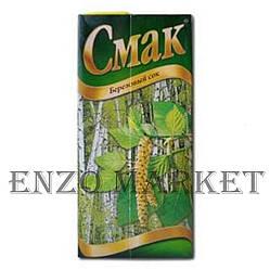 Сок Березовый, 1 литр