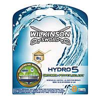 Сменные кассеты Wilkinson Sword  Hydro 5 Groomer Power Select 8 шт.