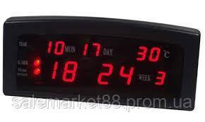 Настольные часы электронные VST-909