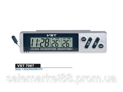 Автомобильные часы  VST 7067