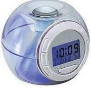 Часы будильник со звуками природы ART-502