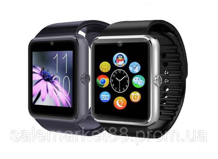 Смарт-часы Smart Watch GT-08 Original Black