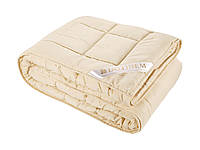 """Одеяло овечье """"DELAINE"""" полуторное 145х210 микрофибра_шерсть (214869-1) DOTINEM Украина, фото 1"""