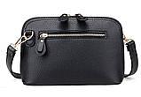 Небольшая женская сумка через плечо. Маленькая сумочка, клатч., фото 2
