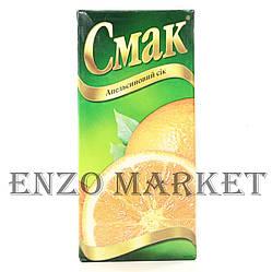 Сок Апельсиновый, 1 литр