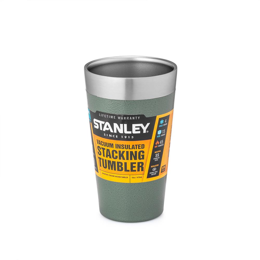 Термочашка Stanley Adventure Stacking 0.47 л (Зеленая)