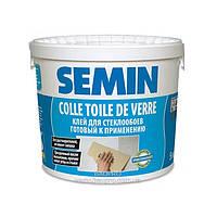 Клей SEMIN COLLE TDV готовый для стеклохолста (влагостойкий), 5 кг