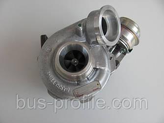Турбина MB Sprinter 2.2CDI OM611 00-06 — GARRETT — 709836-5004S