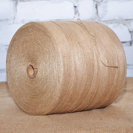 Шпагат джутовый 10 кг, 1.5 мм, 2 нити, фото 2
