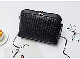 Женская сумка через плечо. Небольшая сумочка, клатч., фото 2
