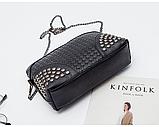 Женская сумка через плечо. Небольшая сумочка, клатч., фото 3