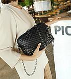 Женская сумка через плечо. Небольшая сумочка, клатч., фото 5
