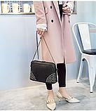 Женская сумка через плечо. Небольшая сумочка, клатч., фото 6