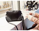 Женская сумка через плечо. Небольшая сумочка, клатч., фото 7
