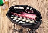 Женская сумка через плечо. Небольшая сумочка, клатч., фото 9