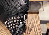 Женская сумка через плечо. Небольшая сумочка, клатч., фото 10