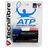 Намотки для тенниса Tecnifiber Pro Contact overgrip X3
