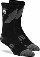 Носки для cпорта Ride 100% BOLT Performance Socks [Black], S/M