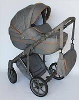 Универсальная коляска 2 в 1 Adamex Dragon X 5
