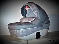 Детская универсальная коляска 2 в 1 Adamex Neonex