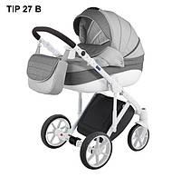 Универсальная коляска 2 в 1 Adamex Dragon Tip 27 B