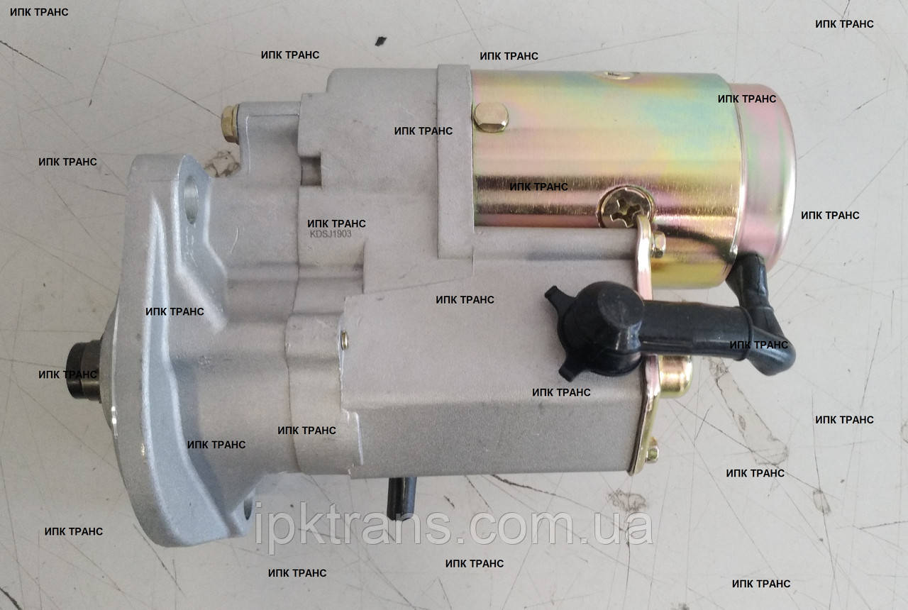 Стартер ISUZU C240 на навантажувач Heli, TCM (4680 грн) Z-8-97112-865-2, 8971128652
