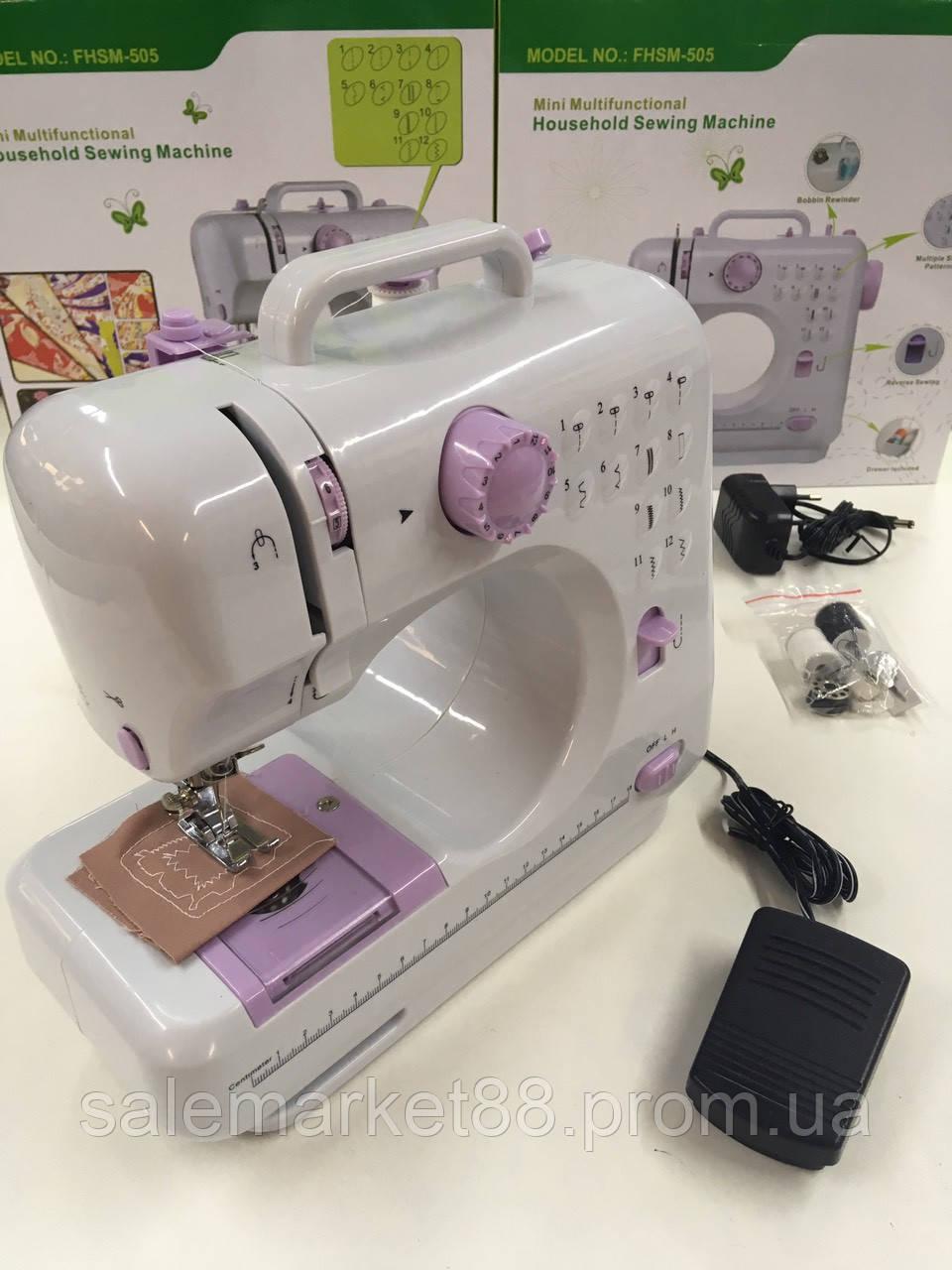 Швейная машинка портативная SEWING MACHINE 505