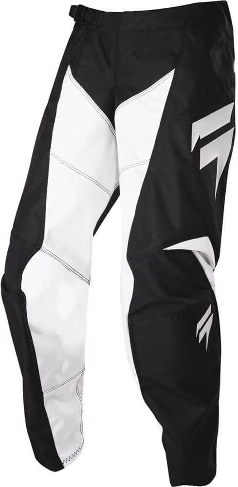Мото штаны SHIFT WHIT3 LABEL RACE PANT [BLACK WHITE], 36