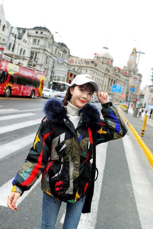 Женская куртка евро зима