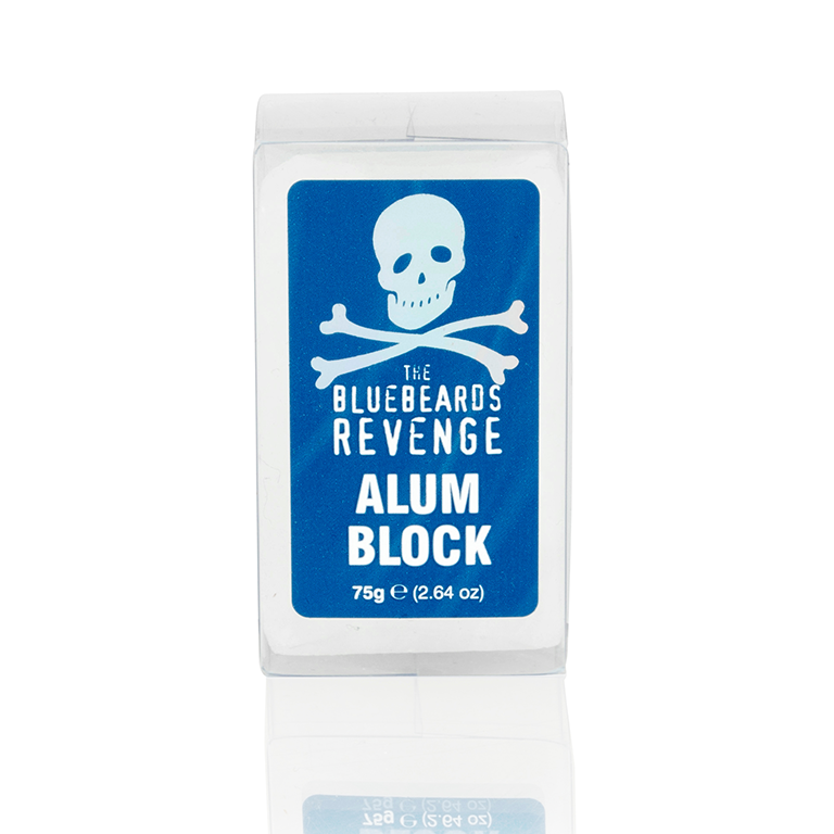 Квасец  The Bluebeards Revenge Alum Block  75 g