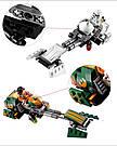 Конструктор Bela 10369 аналог LEGO Star Wars Скоростной Спидер Эзры Бриджера 252 детали, фото 9