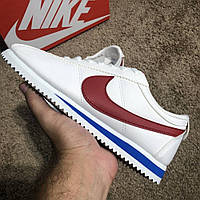 Nike Wmns Classic Cortez White/Varsity Red