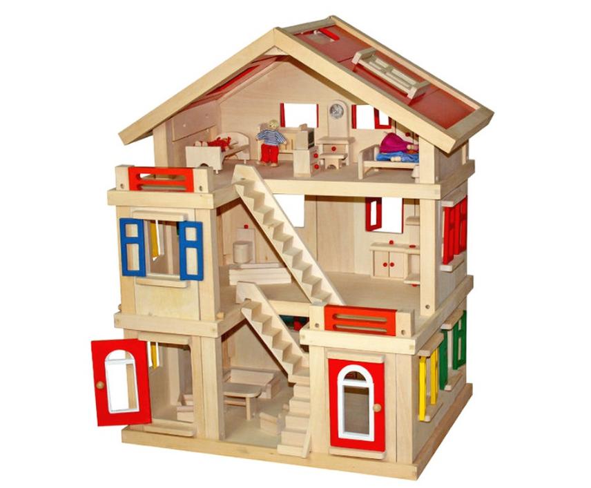Кукольный домик aGa4kids MADISON W06A103